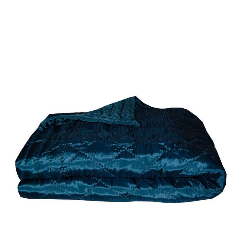silke sengetæppe